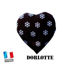 Chaufferette micro-ondes - Flocons