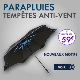 Parapluie tempête anti-vent Blunt