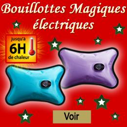 Bouillotte électrique Bouillotte Magique