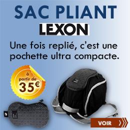 Sac pliant Lexon