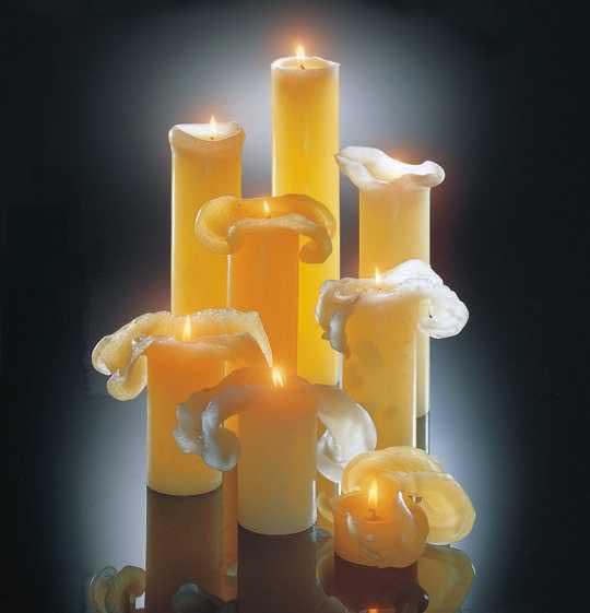 les nouvelles de l 39 innovation une petite flamme d originalit dans les bougies. Black Bedroom Furniture Sets. Home Design Ideas