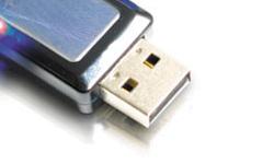 Des clés USB originales