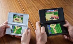 La nouvelle Nintendo DSi XL