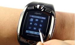 La montre téléphone: le petit concentré de technologie