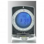 boussole thermomètre