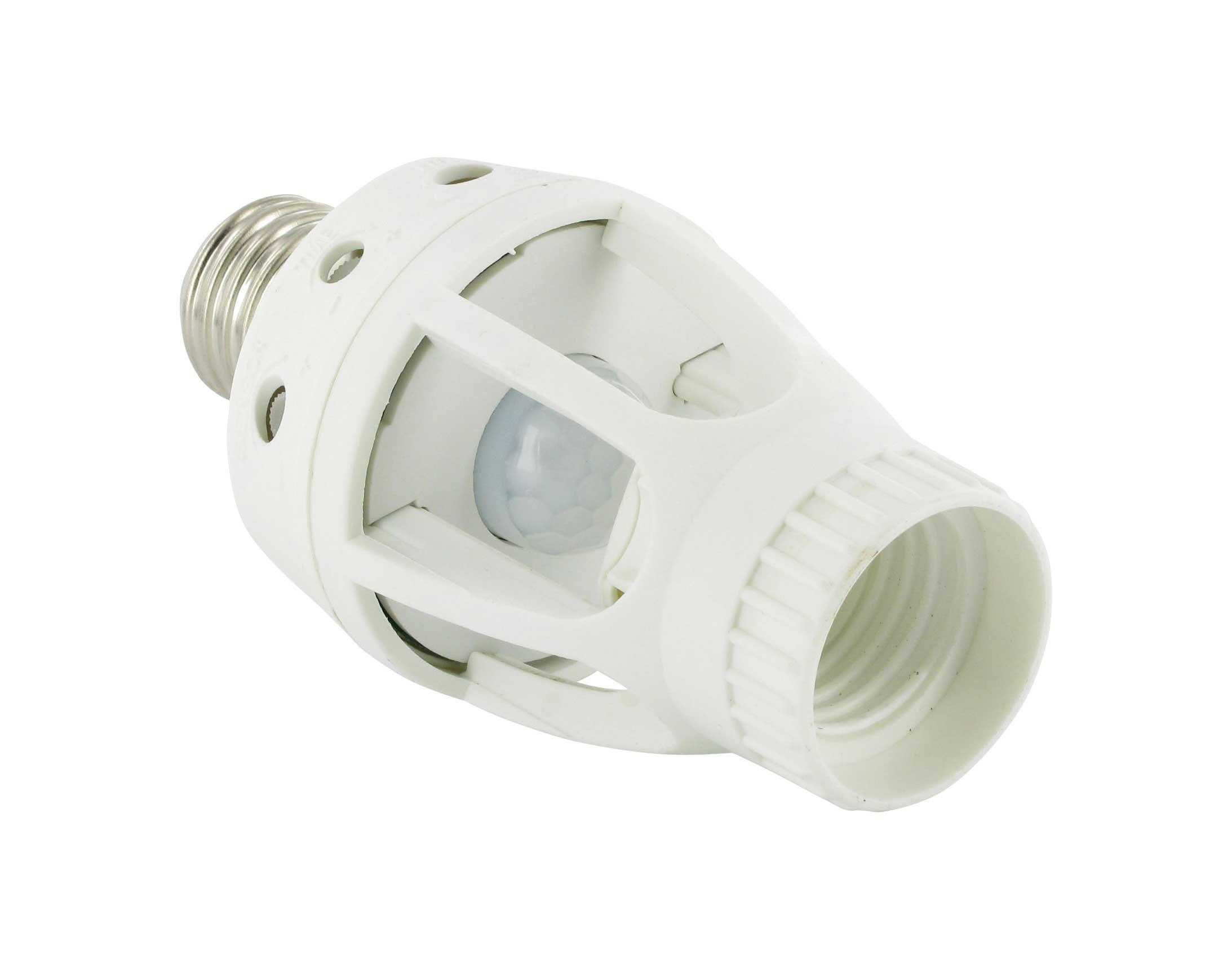 La douille détecteur de présence et mouvement : la détection de présence sans montage électrique !
