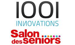 1001 Innovations est au Salon des Seniors 2011 à Paris Porte de Versailles