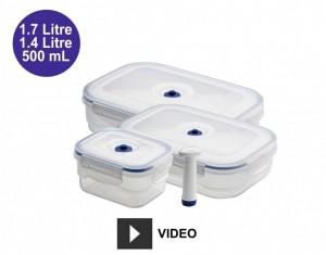 boites alimentaires sous vide aspifresh