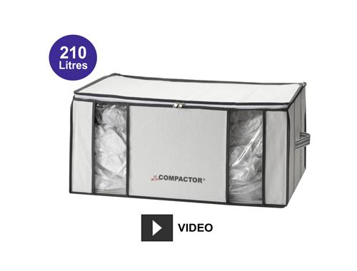 Nouveau ! Les rangements sous vide Compactor sur 1001innovations.com !