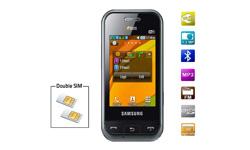 Nouveau Samsung  E2652 : découvrez le dernier mobile double carte SIM E2652 en exclusivité sur 1001innovations.com !
