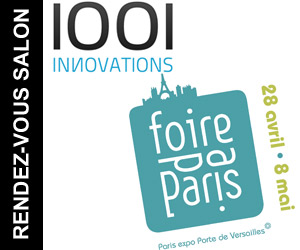 1001innovations.com sera a la Foire de Paris 2001