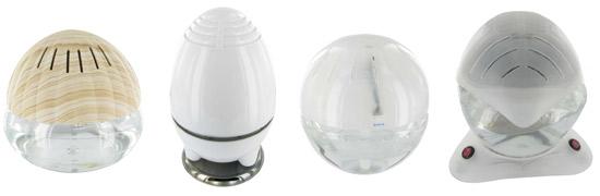 Retrouvez les purificateurs d'air Revitalisor présentés à la Foire de Paris 2011