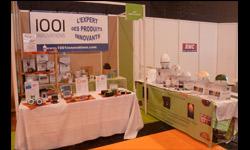 Les produits écologiques 1001innovations au salon Planète Durable 2011 : un grand succès !
