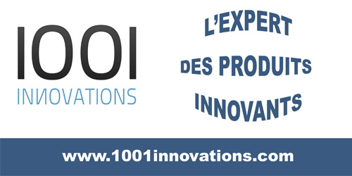 1001innovations livre dans les DOM TOM