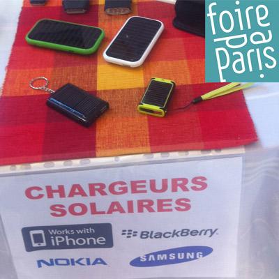 chargeurs solaires et USB pour iphone, blackberry, samsung galaxy