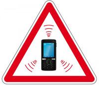 ondes des téléphones mobiles