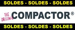 soldes et promo compactor