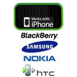 Chargeur solaire pour telephone mobile, gps, appareil photo numerique