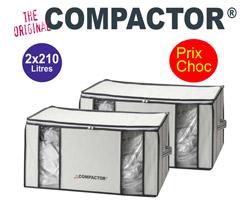 promo compactor 210 litres XXL maxi format