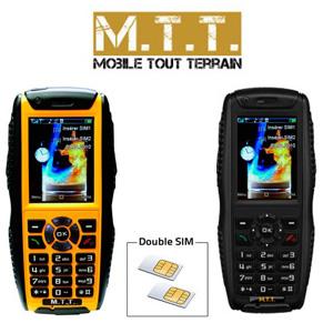 TLEPHONE MOBILE DOUBLE CARTE SIM MTT