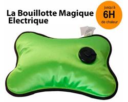 bouillotte magique les bouillottes lectriques chaudes en 15 minutes les nouvelles de l. Black Bedroom Furniture Sets. Home Design Ideas