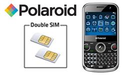 Nouveauté double carte SIM : les téléphones portables POLAROID dual SIM – à partir de 49€ sur 1001innovations.com