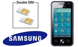 samsung c6712 nouveau t l phone portable double carte sim de samsung les nouvelles de l. Black Bedroom Furniture Sets. Home Design Ideas