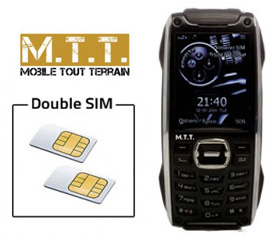 portable double sim MTT FASHION