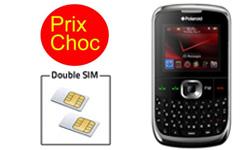Mobiles Dual Sim : sélection de téléphones portables double SIM en promotion et pas chers sur 1001innovations.com