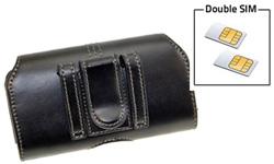 Nouveauté : housses et étuis de protection pour téléphones portables double SIM / dual SIM