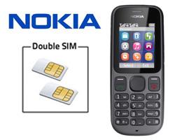 telephone double sim nokia 101 dual sim