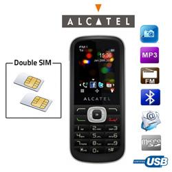 double SIM Alcatel OT 506D