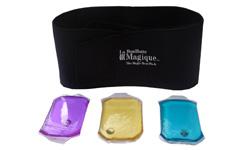 Nouveau : Ceinture chaleur dorsale Bouillotte Magique pour soulager les douleurs de dos