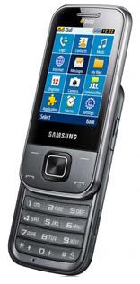 samsung mobile 2 sim c3752 clapet
