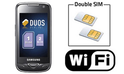 Où trouver et acheter un téléphone portable double carte SIM – dual SIM avec Wifi ?
