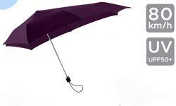 Parapluie tempête anti-vent Senz : à tomber à la renverse !