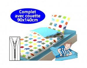 les nouvelles de l 39 innovation la couette pour lit volutif caradou 90x140 cm les nouvelles. Black Bedroom Furniture Sets. Home Design Ideas