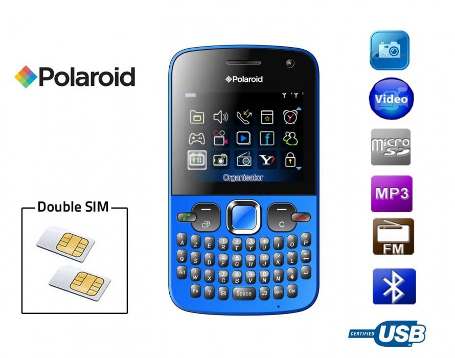 Portable double SIM Polaroid Pro Z550 à découvrir !