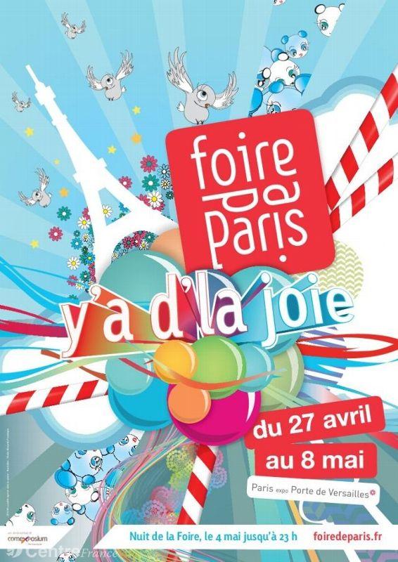 1001 Innovations à la Foire de Paris !