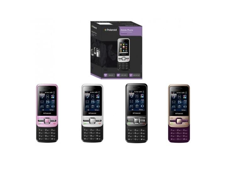 Le téléphone double SIM Polaroid M200 est arrivé !