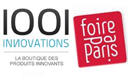La Foire de Paris 2012 : un succès pour 1001 Innovations !