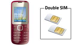Nokia C2-00 double sim : à découvrir en rouge