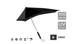 Le parapluie qui ne se retourne jamais !
