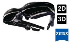 Profitez de rendus 3D exceptionnels avec les lunettes Zeiss Cinemizer Plus