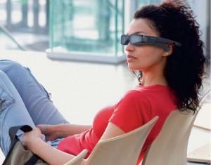 Lunettes Vidéo 2D et 3D Zeiss Cinemizer Plus