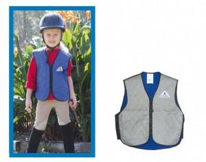 veste refroidissante sport enfant