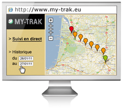 Tracker GPS Véhicules - voiture, moto & bateau - Snooper
