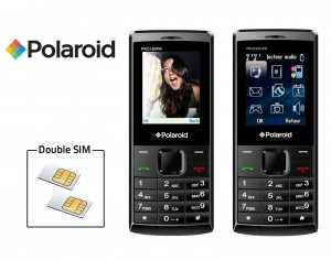 Portables double SIM Polaroid PRO180U & 200L