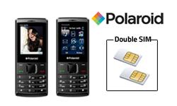 Portables double SIM Polaroid PRO180 & PRO200 pas chers !