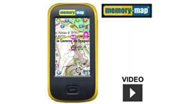 Vacances été : équipez-vous d'un GPS de randonnée Memory Map !